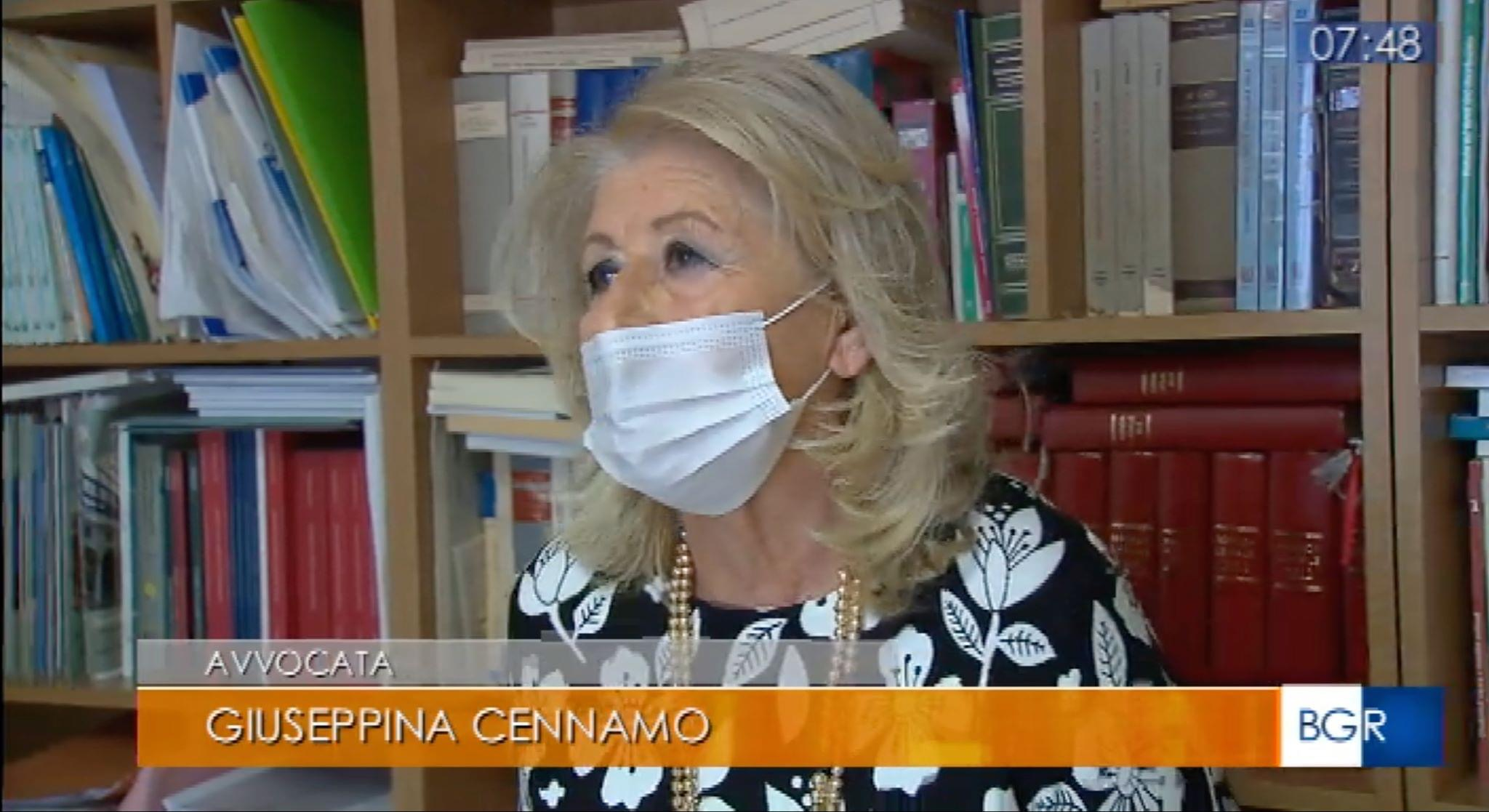 Pina Cennamo interviewed regarding