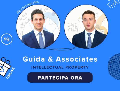 L'avv. Gianluigi Guida e il dott. Gian Marco Iulietto al webinar di StartupGrind: Intellectual Property – Come tutelare la propria azienda: strumenti e finanziamenti