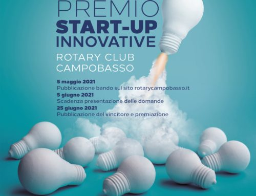 Progetto Startup Innovative Rotary Club Campobasso